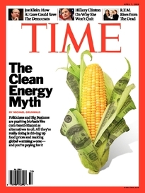 THE CLEAN ENERGY MYTH
