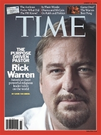 THE PURPOSE DRIVEN PASTOR RICK WARREN