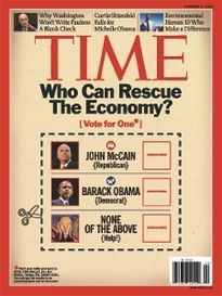 WHO CAN RESCUE THE ECONOMY?