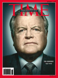 TED KENNEDY 1932-2009 COMMEMORATIVE ISSUE