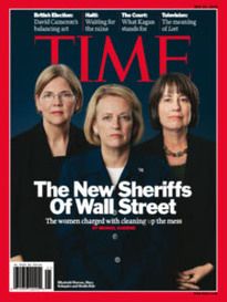 THE NEW SHERIFFS OF WALL STREET
