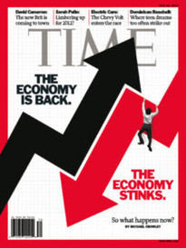 THE ECONOMY IS BACK