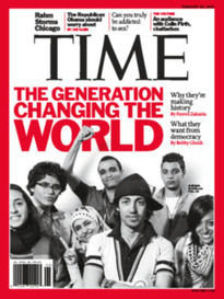 THE GENERATION CHANGING THE WORLD
