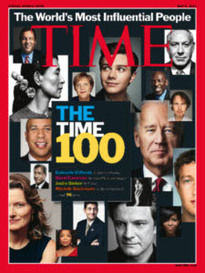 THE TIME 100