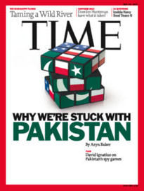 WHY WE'RE STUCK WITH PAKISTAN