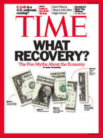 WHAT RECOVERY? THE FIVE MYTHS ABOUT THE ECONOMY