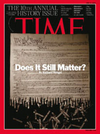 DOES IT STILL MATTER- THE US CONSTITUTION