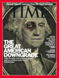 THE GREAT AMERICAN DOWNGRADE