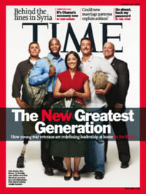 THE NEW GREATEST GENERATION