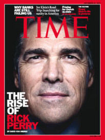 THE RISE OF RICK PERRY
