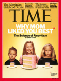WHY MOM LIKED YOU BEST