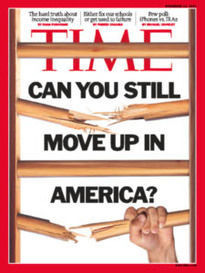 CAN YOU STILL MOVE UP IN AMERICA?