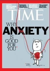 WHY ANXIETY IS GOOD FOR YOU