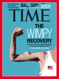 THE WIMPY RECOVERY