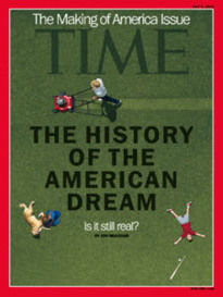 THE HISTORY OF THE AMERICAN DREAM