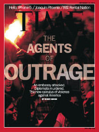 THE AGENTS OF OUTRAGE