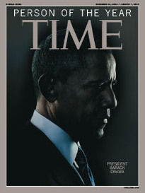 PERSON OF THE YEAR PRESIDENT BARACK OBAMA