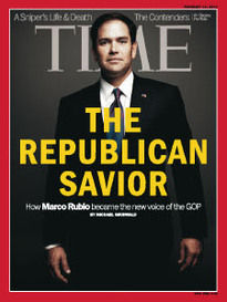 THE REPUBLICAN SAVIOR MARK RUBIO