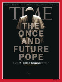 THE ONCE AND FUTURE POPE POPE BENEDICT XVI