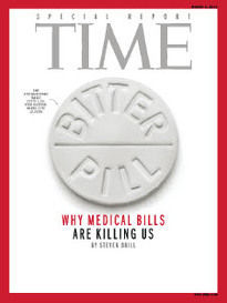 SPECIAL REPORT: WHY MEDICAL BILLS ARE KILLING US