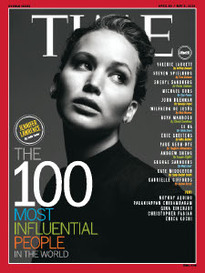 THE 100 MOST INFLUENTIAL PEOPLE IN THE WORLD