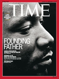 FOUNDING FATHER - MARTIN LUTHER KING, JR DOUBLE