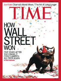 HOW WALL STREET WON