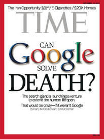 CAN GOOGLE SOLVE DEATH?