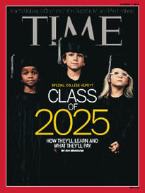 CLASS OF 2025 SPECIAL COLLEGE REPORT