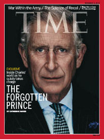 THE FORGOTTEN PRINCE PRINCE CHARLES
