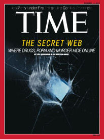 THE SECRET WEB
