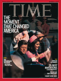 THE MOMENT THAT CHANGED AMERICA