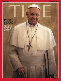 PERSON OF THE YEAR POPE FRANCIS