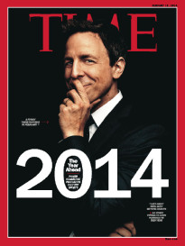2014 THE YEAR AHEAD SETH MEYERS