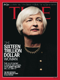 THE SIXTEEN TRILLION DOLLAR WOMAN JANET YELLEN