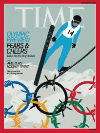 OLYMPIC PREVIEW - FEARS & CHEERS