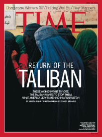 RETURN OF THETALIBAN