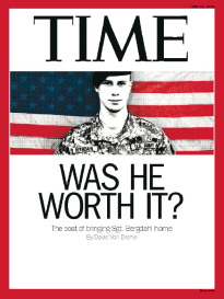 WAS HE WORTH IT? BOWE BERGDAHL
