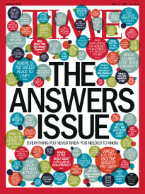 THE ANSWERS ISSUE