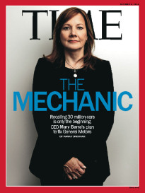 THE MECHANIC MARY BARRA