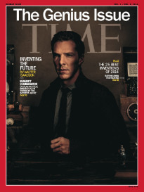 THE GENIUS ISSUE BENEDICT CUMBERBATCH