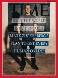 MARK ZUCKERBERG'S PLAN TO GET EVERY HUMAN ONLINE