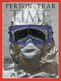 PERSON OF THE YEAR - THE EBOLA FIGHTERS