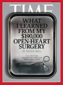 WHAT I LEARNED FROM MY $190,000 OPEN-HEART SURGERY