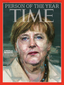 PERSON OF THE YEAR - ANGELA MERKEL