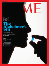 THE ALZHEIMER'S PILL