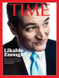 LIKABLE ENOUGH? TED CRUZ