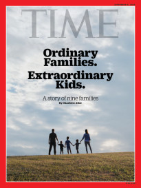 ORDINARY FAMILIES. EXTRAORDINARY KIDS.