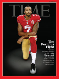 THE PERILOUS FIGHT - COLIN KAEPERNICK