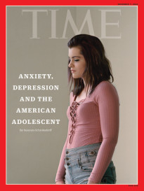 ANXIETY, DEPRESSION AND THE AMERICAN ADOLESCENT